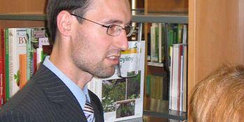 PhDr.Břetislav Dančák, Ph.D., působí ve funkci ředitele Mezinárodního politologického ústavu od podzimu 2004. Foto: Petr Kaniok