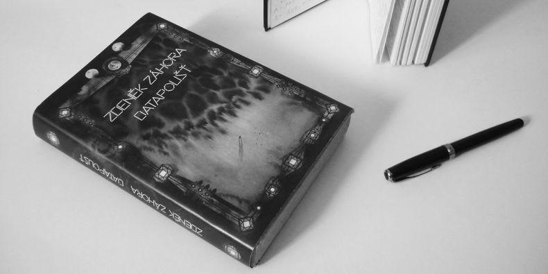 Nový román Zdeňka Záhory bude obsahovat třicet ilustrací od Vojtěcha Vaňka, který stojí za vizuálem počítačové hry Dark Train.