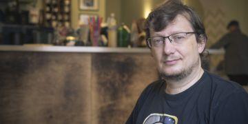 Vladimír Chvátil je absolventem Fakulty informatiky MU.