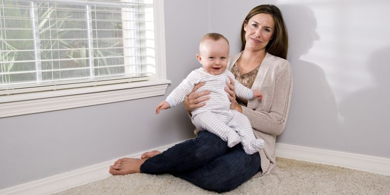 Matky, které vyhledávají informace o výchově, vykazují vyšší míru depresivity než matky, které je nevyhledávají.