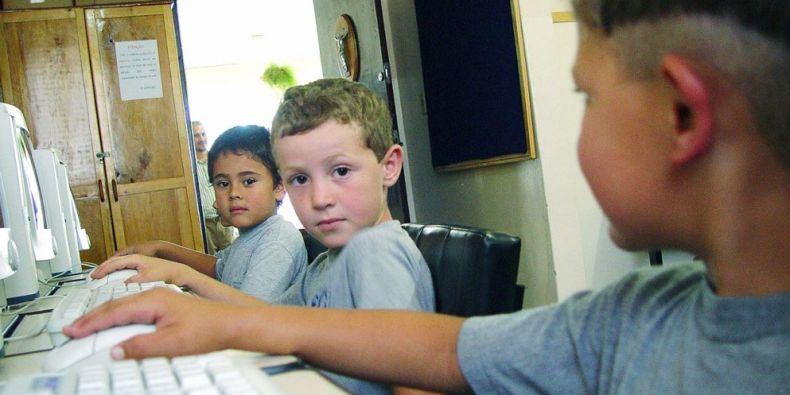 Odborníci na konferenci Cyberspace 2012 budou diskutovat také o zranitelnosti dětí ve virtuálním prostředí. Ilustrační foto: sxc.hu.