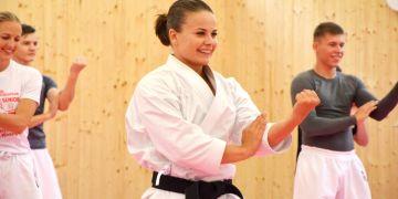 Dorota Balciarová získala kromě zlaté medaile na Evropských univerzitních hrách také sedmé místo na mistrovství světa.