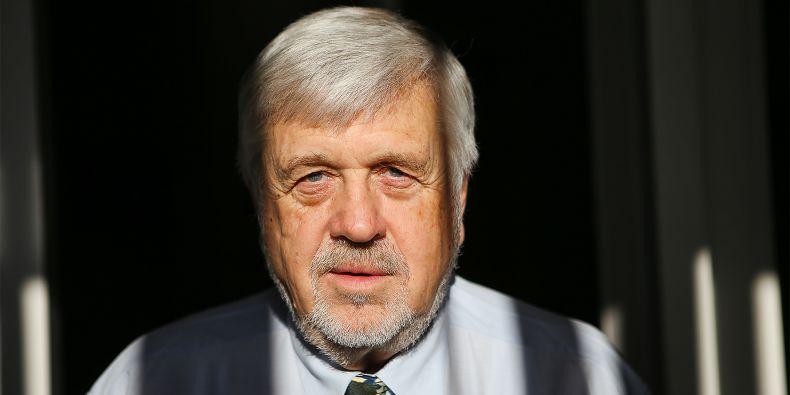 Astrofyzik Zdeněk Mikulášek.