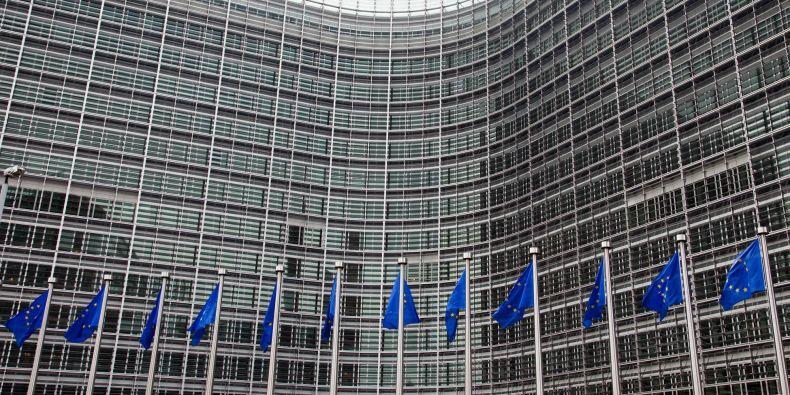 Sídlo Evropského parlamentu v Bruselu.