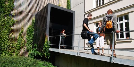 Knihovna Filozofické fakulty MU.