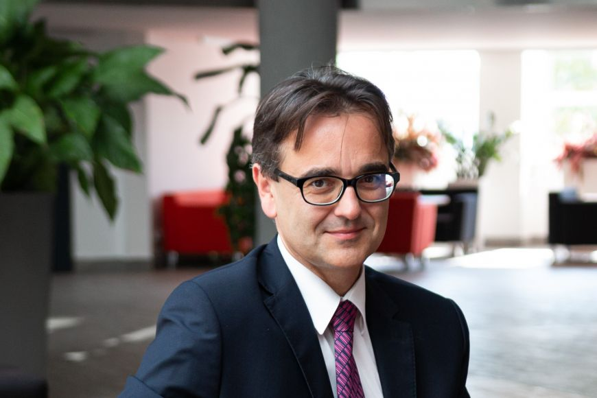 Jiří Špalek stojí včele Ekonomicko-správní fakulty MU.