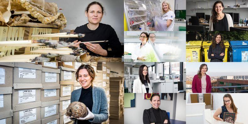 Ženy ve vědě: Od archeologických experimentů po vylepšování enzymů