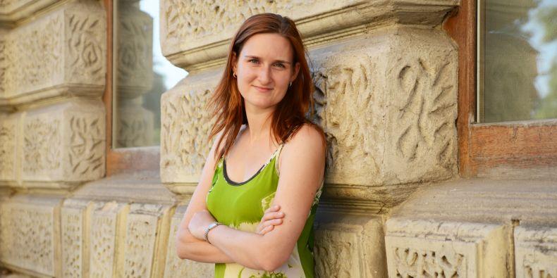Zuzana Holubcová dělala doktorát na Biologickém ústavu LF MU.