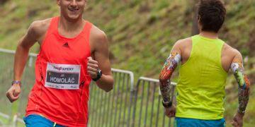 Běžci závodí nebo trénují téměř celý rok bez přestávky. Foto: Archiv J. Homoláče.
