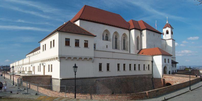 Castle Špilberk.