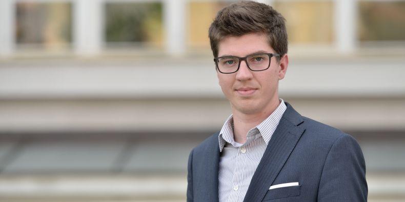 Netradiční nabídku práce dostal Jan Bittner v předposledním semestru magisterského studia.