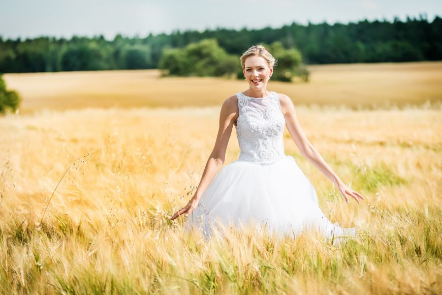 Jana Urbánková se rok po státnicích vdala azačala plánovat rodinu.