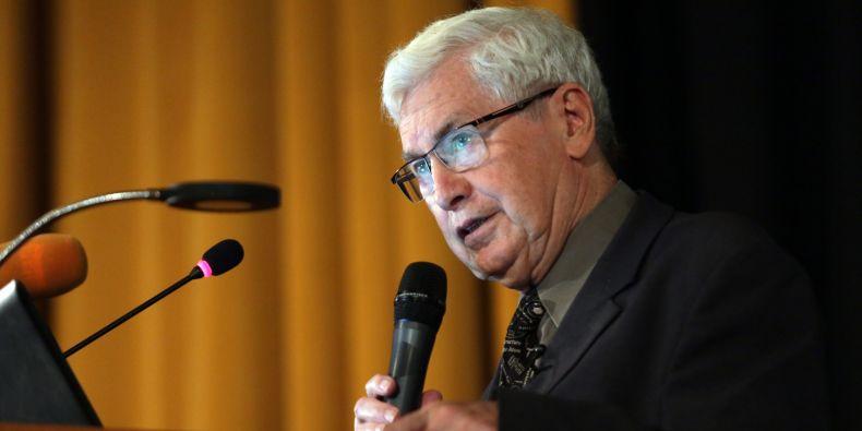 Přední český astronom a astrofyzik Jiří Grygar.
