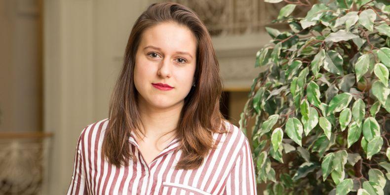 Kateřina Kudličková se k výzkumné práci pod vedením Vítězslava Bryji dostala přes středoškolskou odbornou činnosti.