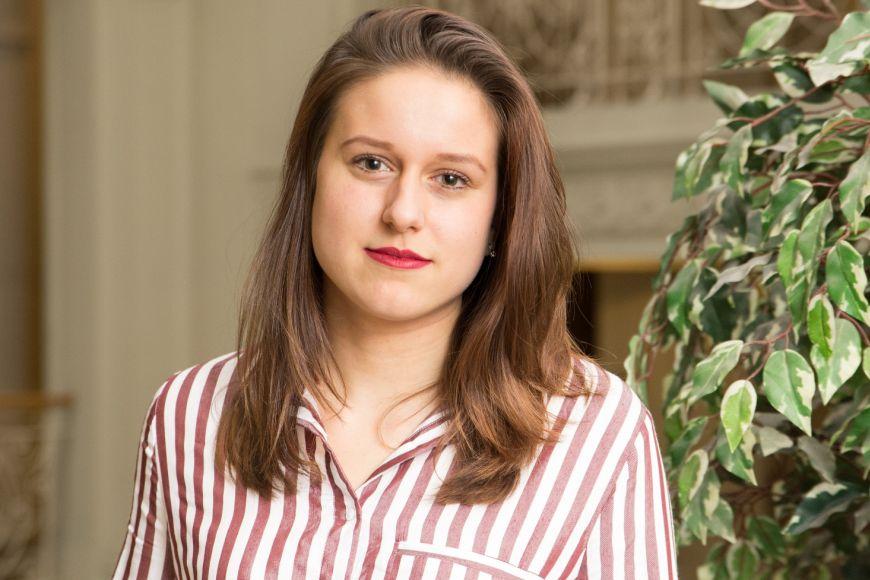 Držitelka ceny České hlavičky Kateřina Kudličková se kvýzkumné práci dostala právě přes Bioskop astředoškolskou odbornou činnost.
