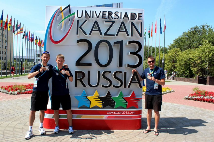 Kazaň, kde se univerziáda konala, je hlavním městě Tatarstánu, země, kde se roky mluví oodtržení od Ruské federace.