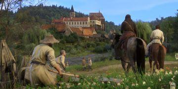 Ukázka ze hry Kingdom Come: Deliverance.