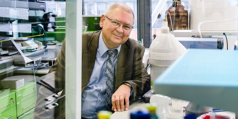 Jaroslav Koča from Masaryk University has become the new scientific director of the Ceitec institute.