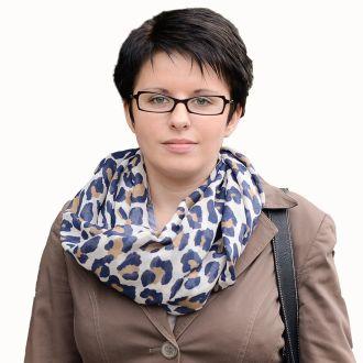 Anna Kolbábková.
