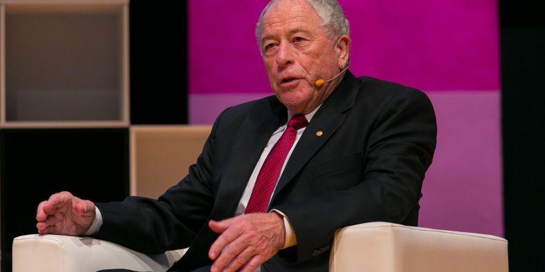 Kurt Wüthrich.