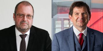 Jaromír Leichmann a Martin Bareš.