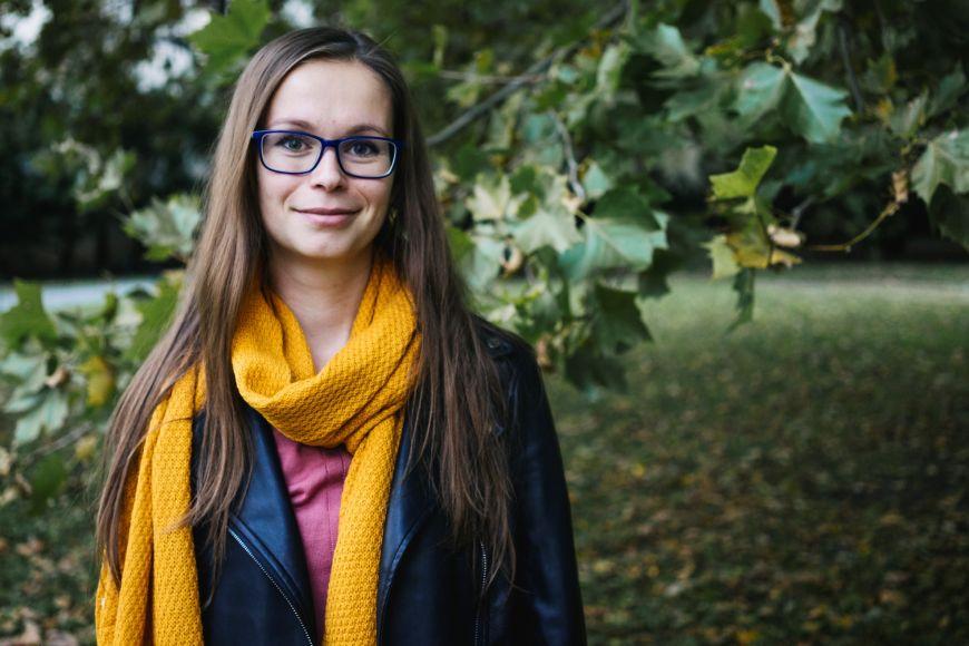 K pavoukům astudiu jejich pohlavního života se Lenka Sentenská dostala už vprvním ročníku na vysoké škole. Zvířata ajejich chování ji fascinovala už od dětství.