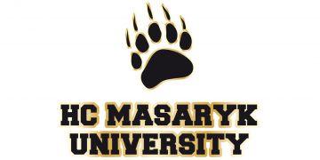 Logo of the new team HC Masaryk University.