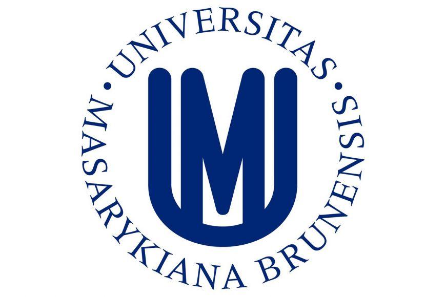 Aktuální logo Masarykovy univerzity.