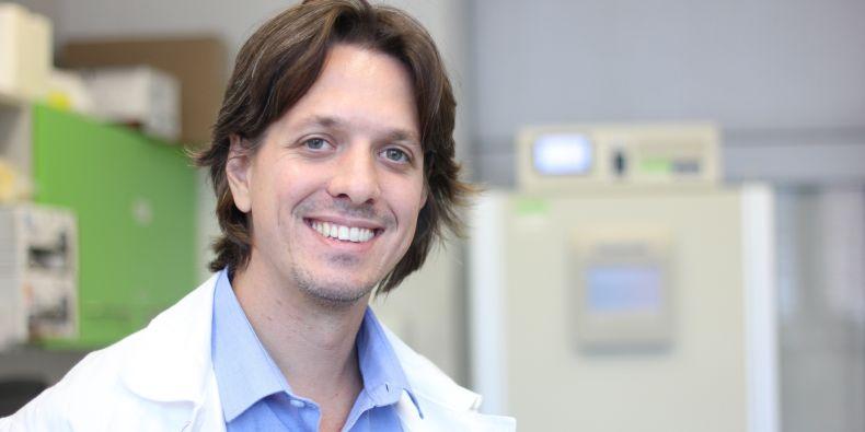 Marek Mráz vede v Ceitecu MU tým, který na nově patentovanou metodu přišel.