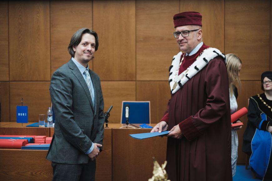 Marek Mráz vloni získal prestižní ERC Starting grant.