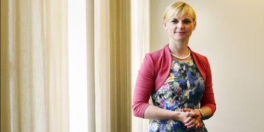 Marta Valešová.