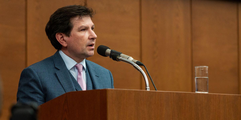 Martin Bareš povede Masarykovu univerzitu od září 2019 do srpna 2023.