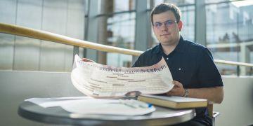 Martin Kotačka se zapojil do celostátního výzkumu Genetika a příjmení, který financuje ministerstvo vnitra.
