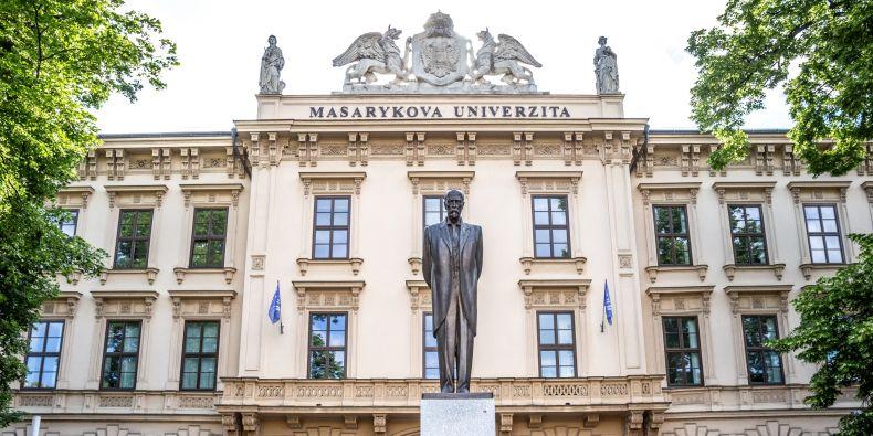 Masarykova univerzita, Zdroj: MUNI, Helena Brunnerová