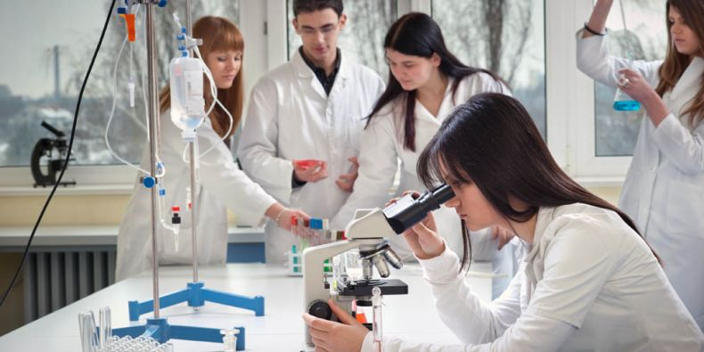Talentovaným studentům medicíny nabízí lékařská fakulta intenzivnější výuku.