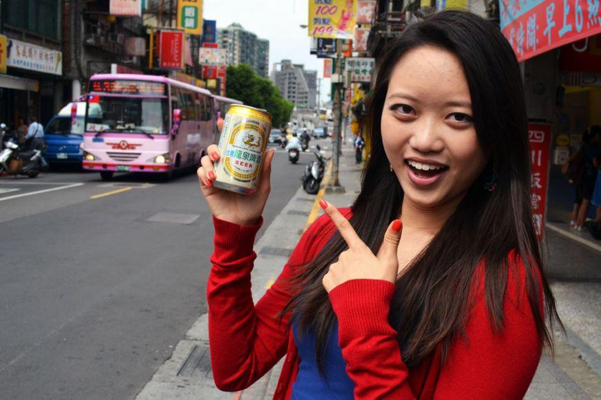 V Brně chodí studenti častěji jen tak posedět na pivo, na Tchaj-wanu tráví víc času aktivitami studentských spolků. Foto: Veronika Tomanová.