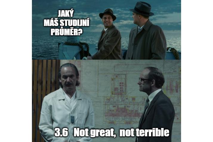 Autoři kpobavení svých fanoušků použili iseriál Černobyl.