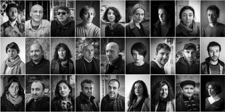 Do Brna postupně přijede 31 gruzínských autorů.