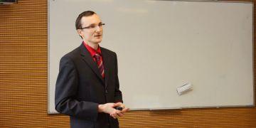 Profesor Michal Kozubek.