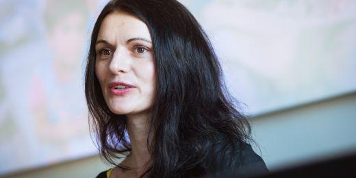 Markéta Kutilová.