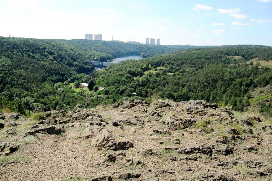 Nuclear power plant Dukovany.