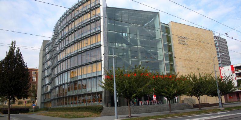 Moravská zemská knihovna.