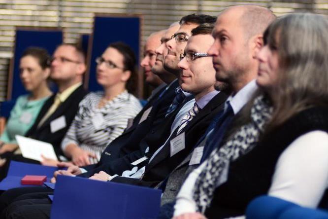 Devítka nejlepších učitelů na Masarykově univerzitě.