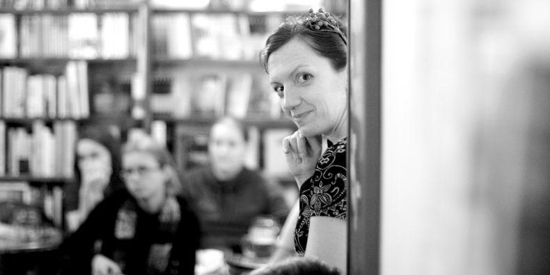 Spisovatelka Olga Stehlíková vystoupí na posledním večeru, který se koná 1. prosince.