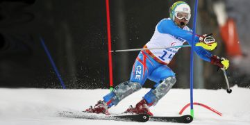Závodil už v ruském Soči před čtyřmi lety. Tehdy skončil sedmý v superkombinaci a osmý ve slalomu.
