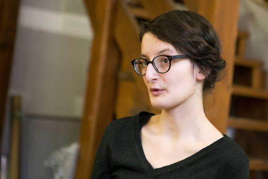 Studentka magisterských dějin umění Pavla Tichá bude na pouti sbírat materiál na svoji diplomovou práci, která se bude týkat katedrály vNevers