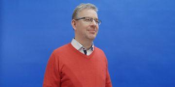 Petr Štourač, ředitel Simulačního pracoviště Lékařské fakulty MU neboli cvičné nemocnice.