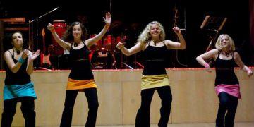 Reprezentační ples Filozofické fakulty MU v roce 2009. Foto: Archiv NFS FF MU.