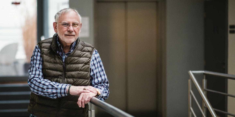 John Paul Giesy přispěl k rozvoji centra RECETOX nejen výchovou studentů, ale i doporučeními z pozice člena jeho mezinárodní vědecké rady.