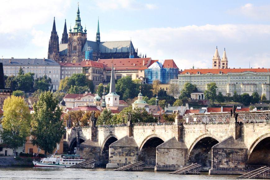 Capital of Czech Republic – Prag.